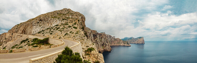 Road to Cap Formentor