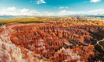 bryce canyon national park in utah usa