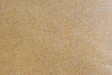 Brown paper box or cardboard , Surface empty ecru , Background and Texture with blank note for add...
