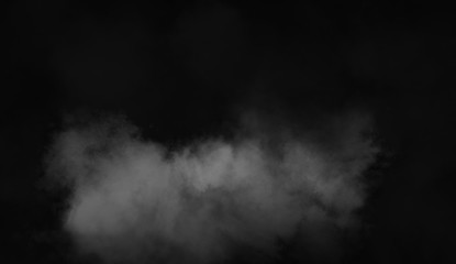 Misty smoke background. Abstract texture overlays for copyspace