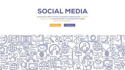 SOCIAL MEDIA BANNER CONCEPT