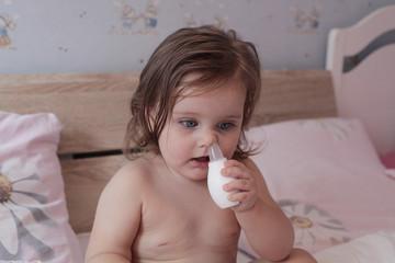 Nose hygiene.