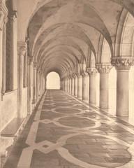 Der Gotische Dogenpalast (Venedig)