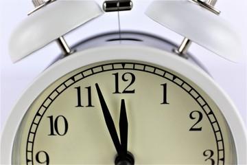 An Image of a clock