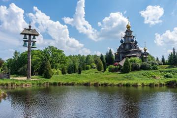 Russian Orthodox Church in Gifhorn, Germany
