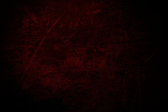 Dark red wall background or texture