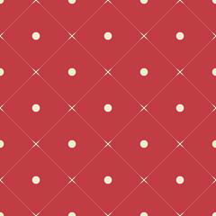 Elegant and luxury geometric dots pattern