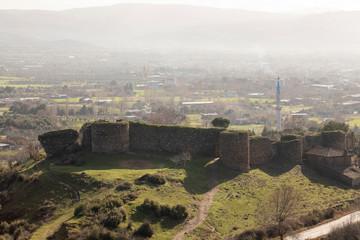Wrack Old Castle