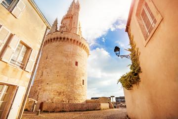 Tower of the Lantern, La Rochelle, France