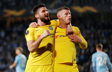 Europa League - Round of 32 First Leg - Malmo FF v Chelsea