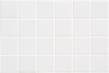 white ceramic tile with 24 squares in rectangular form Fototapete