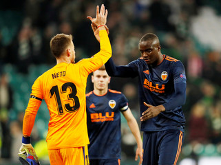 Europa League - Round of 32 First Leg - Celtic v Valencia