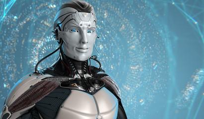 Robot Man Online Support