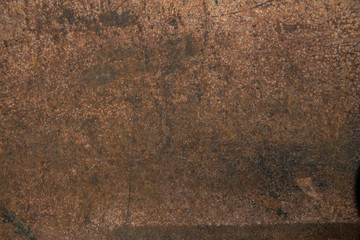 rusted metal textures vintage Wall mural