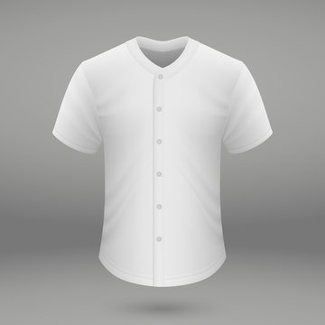shirt template for baseball jersey