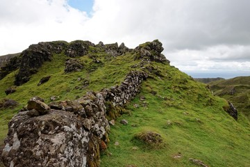 Schottland - Isle of Skye - Quiraing