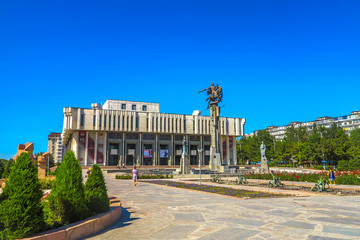 Bishkek Philharmonic Hall 02