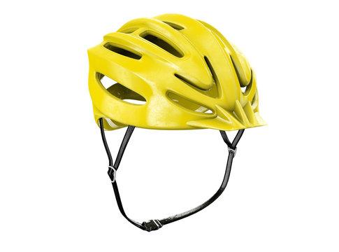 Bicycle Helmet Isolated. 3D rendering