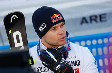 Alpine Skiing - FIS Alpine World Ski Championships - Men's Giant Slalom