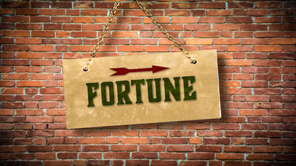 Sign 388 - Fortune