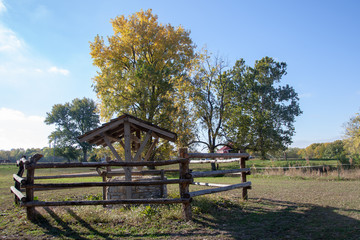 A Fenced Well