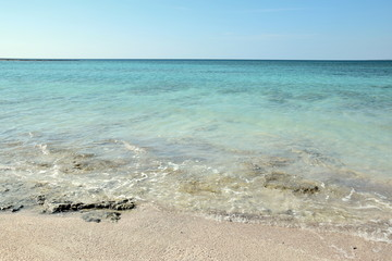 Salento Crystalline water