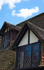 timber framed roof windows - Rye - UK