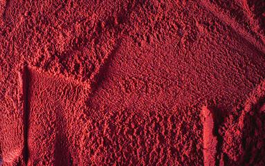 red powder beauty makeup compound texture pattern Fotoväggar