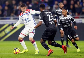 Ligue 1 - Olympique Lyonnais v Guingamp