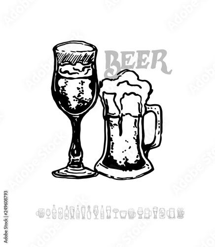 Draft Beer Diagram