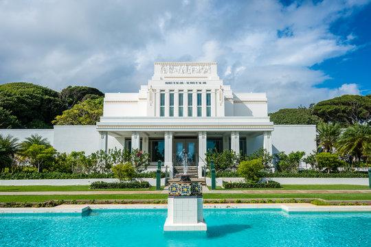 Laie Hawaii Temple 3