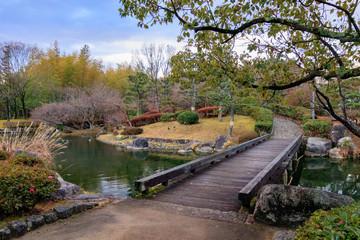 文化ゾーン庭園