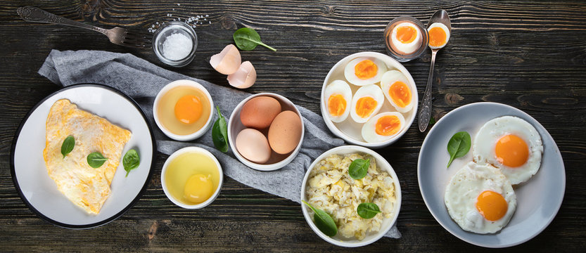 Different Ways to Cook Eggs