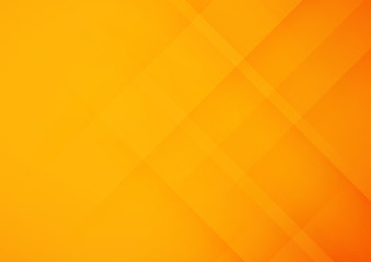 Abstract orange geometric vector background, can be used for cover design, poster, advertising Fotomurales