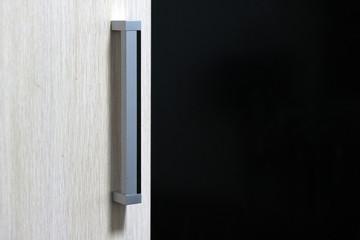 Door handle. Furniture accessories.