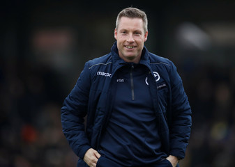 FA Cup Fifth Round - AFC Wimbledon v Millwall