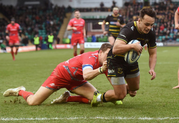 Premiership - Northampton Saints v Sale Sharks