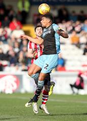 League Two - Lincoln City v Stevenage