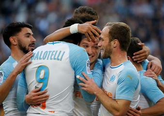 Ligue 1 - Olympique de Marseille v Amiens SC