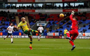 Championship - Bolton Wanderers v Norwich City