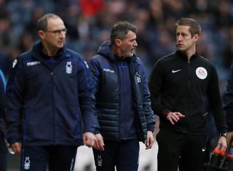 Championship - Preston North End v Nottingham Forest