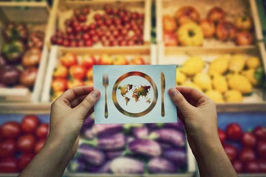 Global hunger issue