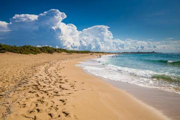 Punta Prosciutto Beach - Lecce, Italy