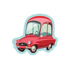 Little Czech red car