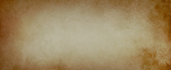 old brown background in a distressed paper texture illustration with vintage grunge