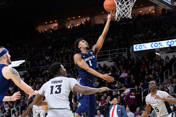 NCAA Basketball: Xavier at Providence