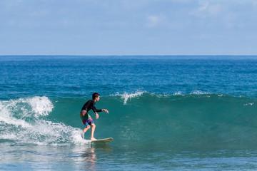 Teen Surfing