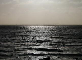 Meer mit Horizont