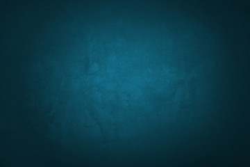 blue and dark gradient texture  and wall background