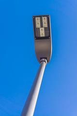 Straßenlampe Einsatz von modernen LED zur Energieeinsparung - Street lamp Use of modern LED to save energy